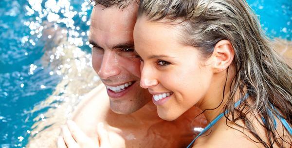 Wellness dan za dvoje - sauna i bazeni za cjelodnevno uživanje u paru